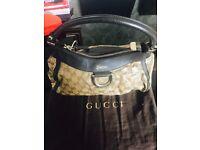 Gucci handbag for sale