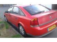 03 plate vauxhall vectra 1.8 sxi
