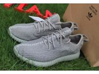 Adidas yeezy 350 boost Private MOONROCK best quality come with box UK 9