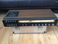 Vintage National Panasonic Tuner Amp Cassette Deck