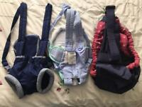Baby carry harnesses