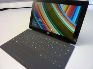 Microsoft Surface Pro 2 with Keyboard