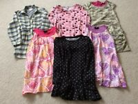Girl's Bundle of Clothes. Age 7/8