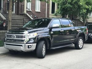 2014 Tundra Platinum 1794 Limited Edition fully loaded!