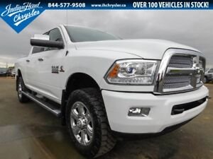 2015 Ram 2500 Laramie Limited 4x4 | Leather | Nav