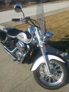 Reduced for quick sale. 2003 Shadow ACE