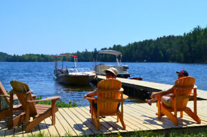 Lakefront Cottages, Family Reunions & Large Groups