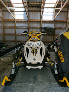 '' Rare Find'' Mint condition 2007 Skidoo Renegade 600 SDI 136''