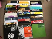 Bundle of 37 assorted club/ drum n bass lps