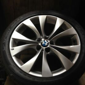 Genuine BMW X5 M sport alloys