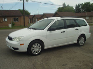 2005 Ford Focus SE ZXW Wagon