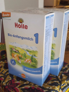Organic Infant Formula Stage 1 - Holle / Formule BIO