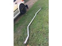 Honda Civic ep2 02-06 straight pipe