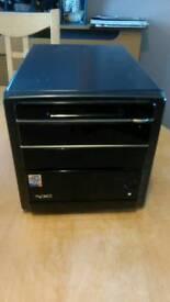 Shuttle mini PC case & power supply