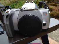 Canon EOS 300v 35mm SLR camera.