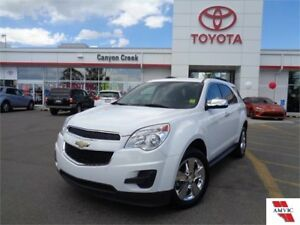 2014 Chevrolet Equinox 1LT AWD LOW KMS CLEAN CARPROOF