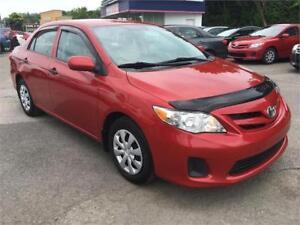 2012 Toyota Corolla CE 83,000KM *JAMAIS ACCIDENTÉ*