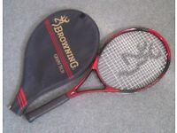 Brownig Graph Tennis Racquet
