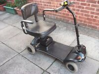 STERLING LITTLE STAR MOBILITY SCOOTER IN GOOD CONDITION