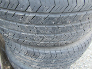 4---215/60R16 Michelin X Radials
