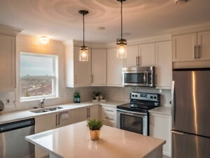New Homes with Spectacular City and Ocean Views - Oct 1 or Nov 1