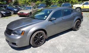 2013 DODGE AVENGER BLACK EDITION