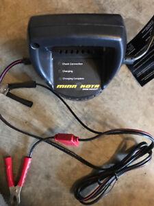 Minn Kota 105p battery charger