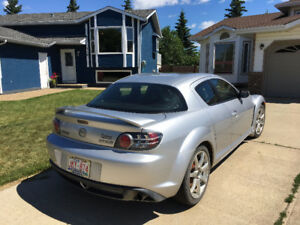 2007 Mazda RX-8 GT Coupe - New Factory Engine!