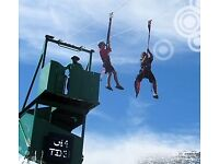 Staff Required For Mobile Zipwire Attraction