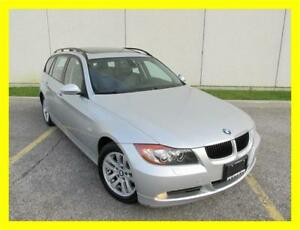 2006 BMW 325XI WAGON *PANORAMIC ROOF,LEATHER,ALL WHEEL DRIVE!!!*