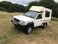 2005 55 plate romahome camper 1.9 peugeot engine with only 40,000 miles new cambelt TATA TL PX Swap