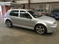 2003 GOLF 19 TDI FULL SERVICE HISTORY