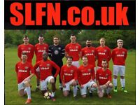 FIND 11 ASIDE FOOTBALL TEAM IN SOUTH LONDON, JOIN FOOTBALL TEAM IN LONDON, PLAY IN LONDON 7QX