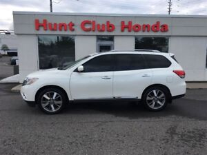 2015 Nissan Pathfinder Platinum V6 4x4 at