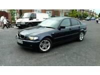 BMW 320d 2.0 diesel 150 BHP 6 speed