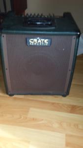 Electric amplifier,,Crate 60 watt.