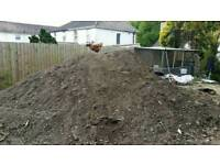 Free top soil - large amount available. Collection from Fareham.