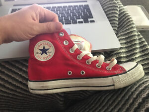 Converse Edition RED All-Star Grandeur 6 homme 8 Femme