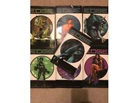 Edge Graphic Novels vol 1 - 7