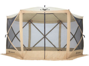 Brand New never used 6-Sided Portable Pop-Up Screen Tent