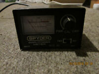 CB SWR meters and power meters for CB Radio