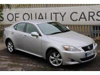 LEXUS IS 220D VERY GENUINE CAR, STUNNING CONDITION THROUGH OUT MUST BE SEEN. BAR