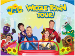 The Wiggles Canada Tour--Hamilton Place--Oct 8, 2017
