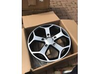 Transit st 18 inch alloys ford tourneo limited sport van