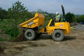 ARE YOU LOOKING FOR A TRAINEE GROUNDWORKER WITH CPCS DUMPER LICENCE
