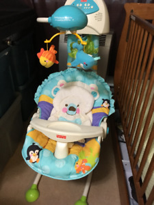 Baby Swing, Fisher Price Precious Planet