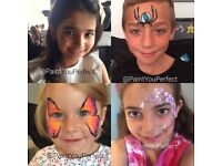 Face painting, Face sparkles & Glitter tattoos