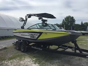 New 2017 Nautique GS20 Wakeboard Wakesurf and Waterski Boat
