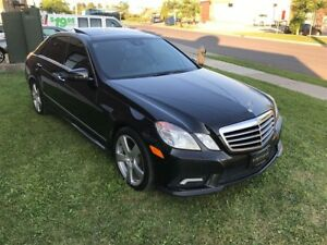 2011 Mercedes-Benz E-Class E350 4MATIC I NO ACCIDENT I NAVIGATIO