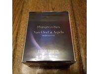 Van Cleef & Arpels Midnight in Paris 40ml EDT Brand New Sealed VERY VERY RARE